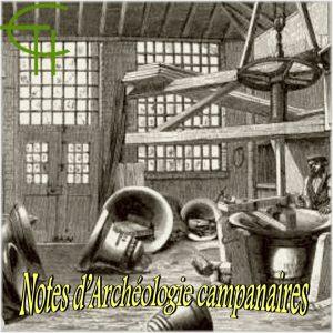 Notes d'Archéologie campanaire