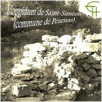 L'oppidum de Saint-Siméon (commune de Pézenas)