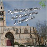 Traditions populaires : «La festa del joven», à Montagnac