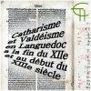 Catharisme et Valdéisme en Languedoc a la fin du XIIe et au début du XIIIe siècle