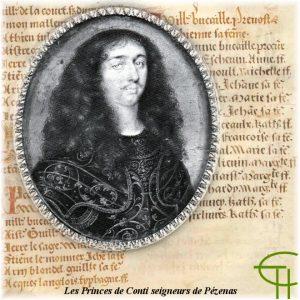 Les Princes de Conti, seigneurs de Pézenas