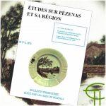 Revue Etudes sur Pézenas et sa région 1971-2