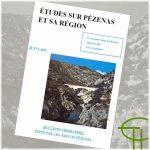Revue Etudes sur Pézenas et sa région 1971-3