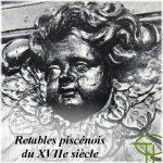 Retables Piscénois du XVII<sup>e</sup> siècle