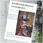 Revue Etudes sur Pézenas et sa région 1972-1
