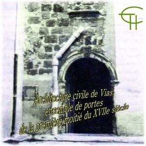 1972-2-03-architecture-civile-de-vias-ensemble-de-portes-de-la-premiere-moitie-du-xviie-siecle