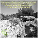 La Factorerie de la Monedière, Bessan (Hérault) <br/>La nécropole de St. Julien, Pézenas (Hérault)