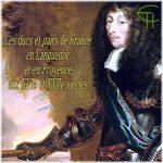 Les ducs et pairs de France en Languedoc et en Provence aux XVI<sup>e</sup> et XVII<sup>e</sup> siècles