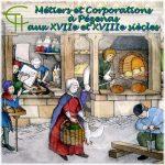 Métiers et Corporations à Pézenas aux XVII<sup>e</sup> et XVIII<sup>e</sup> siècles