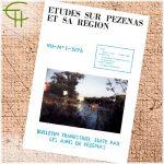 Revue Etudes sur Pézenas et sa région 1976-1