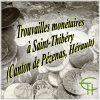 Trouvailles monétaires à Saint-Thibéry (Canton de Pézenas, Hérault)