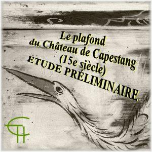 1977-2-02-le-plafond-du-chateau-de-capestang-xve-siecle