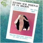 Revue Etudes sur Pézenas et sa région 1977-4