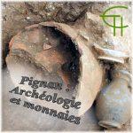 Pignan : Archéologie et monnaies