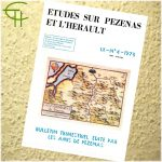 Revue Etudes sur Pézenas et l'Hérault 1978-4