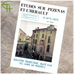 Revue Etudes sur Pézenas et l'Hérault 1979-3