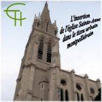 Un exemple d'intervention urbanistique au XIX<sup>e</sup> siècle: <br/>L'insertion de l'église Sainte-Anne dans le tissu urbain montpelliérain
