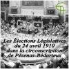 Les Élections Législatives du 24 avril 1910 dans la circonscription de Pézenas-Bédarieux
