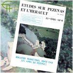 Revue Etudes sur Pézenas et l'Hérault 1980-4