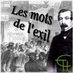 Les mots de l'exil