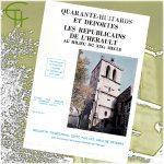 Revue Etudes sur Pézenas et l'Hérault 1981-2 Quarante-huitards et déportés, les Républicains de l'Hérault