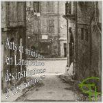 Arts et métiers en Languedoc des institutions et des hommes