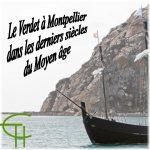 Le Verdet à Montpellier dans les derniers siècles du Moyen âge