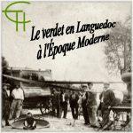 Le verdet en Languedoc à l'Époque Moderne