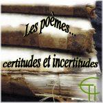 Les poèmes d' Elie Castan : certitudes et incertitudes
