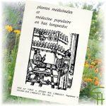 Revue Etudes sur l'Hérault 1982-3 Plantes médicinales et Médecine populaire en Bas-Languedoc