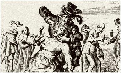 Dentiste du XVIIIe siècle