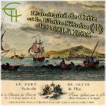 L'Amirauté de « Cette » de 1691 à 1735 (II) Le trafic portuaire