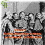 Discours Ecclésial, Monarchique, Médical sur la Maladie : le XVIII<sup>e</sup> s.