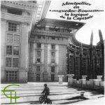 Montpellier en Languedoc-Roussillon La logique de la Capitale