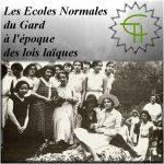 Les Écoles Normales du Gard à l'époque des lois laïques
