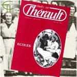 Revue Etudes sur l'Hérault 1985-2 Ecoles