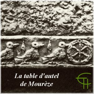 La table d'autel de Mourèze