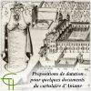 Propositions de datations pour quelques documents du Cartulaire d'Aniane