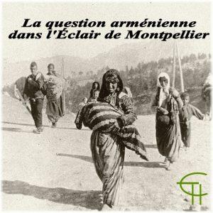 La question arménienne dans «l'Éclair» de Montpellier