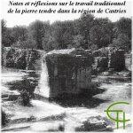 Le travail traditionnel de la pierre tendre dans la région de Castries