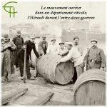 Le mouvement ouvrier dans un département viticole, l'Hérault durant l'entre-deux-guerres