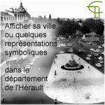 Afficher sa ville, ou quelques représentations symboliques dans le département de l'Hérault