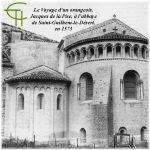 Le Voyage d'un orangeois: Jacques de la Pise, à l'abbaye de Saint-Guilhem-le-Désert en 1573