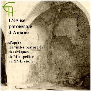 1989-1990-11-eglise-paroissiale-aniane-visites-pastorales-eveques-Montpellier-XVIIe-siecle