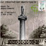 La révolution municipale dans le département de l'Hérault (1789-1790)