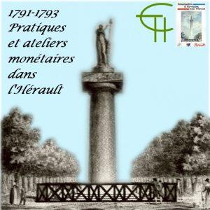 1791-1793 : pratiques et ateliers monétaires dans l'Hérault