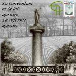La convention et la loi agraire : la réforme agraire