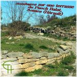 Sondages sur une terrasse du Puech Balat, Aumes (Hérault)