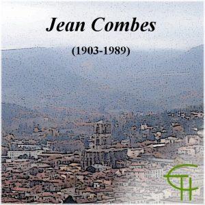 Jean Combes (1903-1989) Bibliographie des travaux de Jean Combes