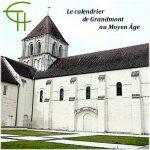 Le calendrier de Grandmont au Moyen Âge